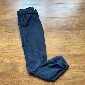 Oshkosh size 10 boys black pants casual pantalon